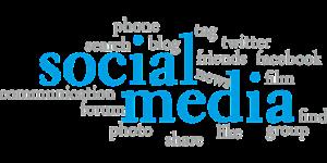 sociala medier passar bra på din hemsida