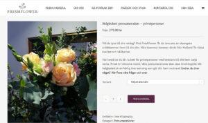 e-handel webbshop