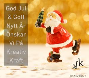 kreativ kraft god jul